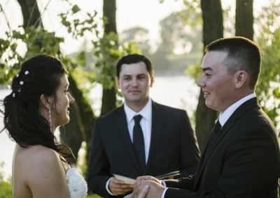 BrightWater Bay Wedding Vows